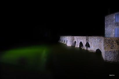 36Le pont la nuit