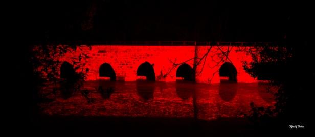 42Le pont la nuit