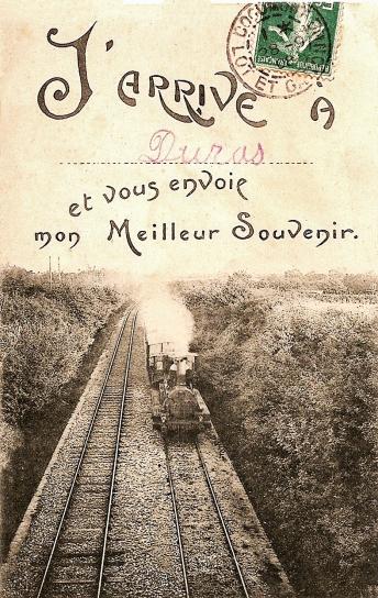 Carte postale E Sabaté R