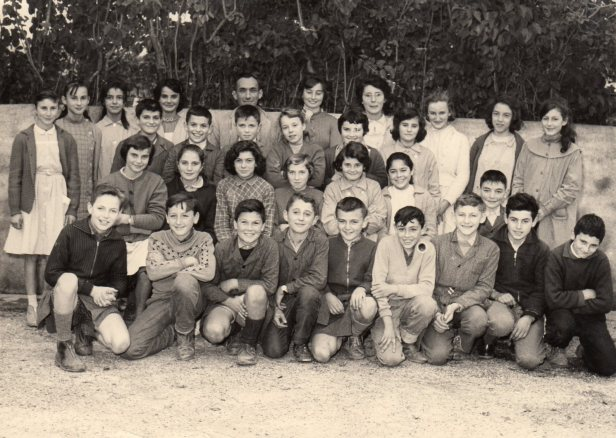classe de Mr Sigala 1960