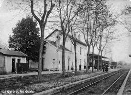 Duras20 la gare et les quais copie