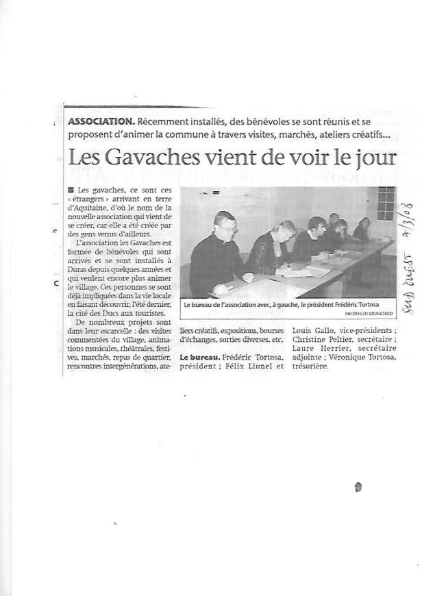 LES GAVACHES
