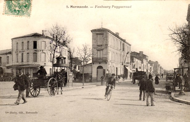 Faubourg Puygueraud