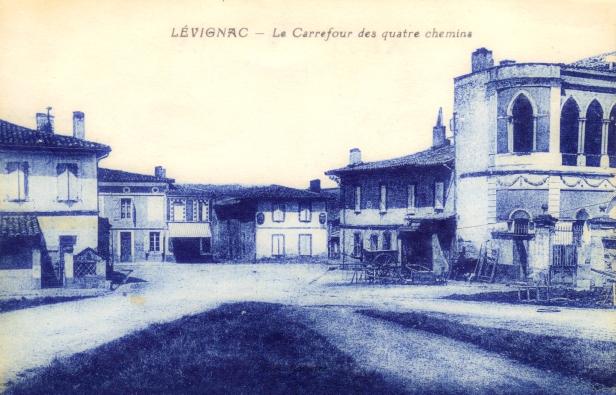 Lévignac 31 1939