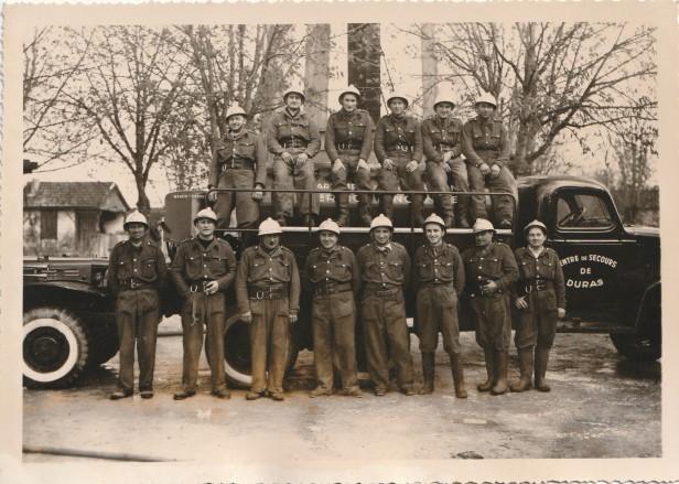 Pompiers de Duras