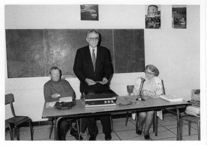 Assemblée générale 3ème âge 1993