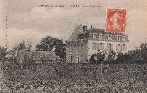Domaine de la Garde