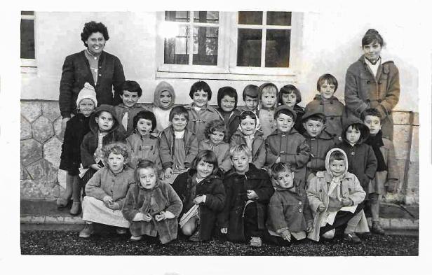 Ecole maternelle avec Mme L'Hopital