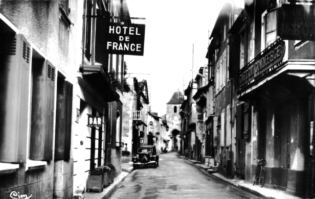 Hotel de France et bar du commerce