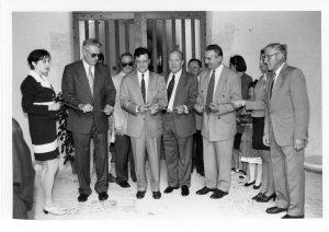 Inauguration des sous-sols du château 1993 (1)