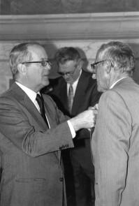 Inauguration des sous-sols du château 1993 (3)