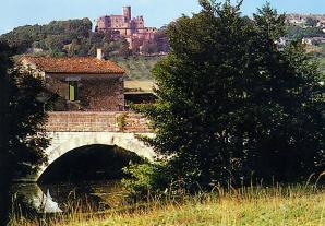 Le Pont neuf et l'octroi