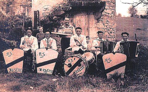Orchestre des années 50
