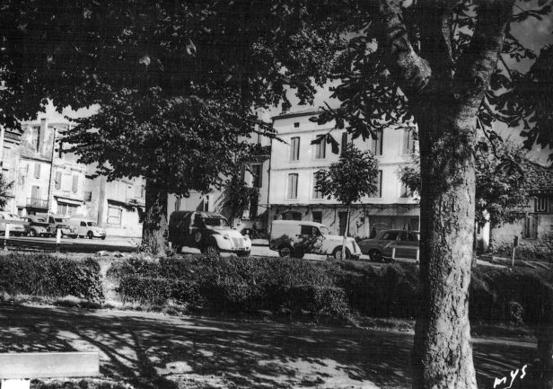 Place Jean Bousquet années50