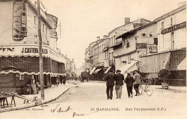Rue Putgueraud
