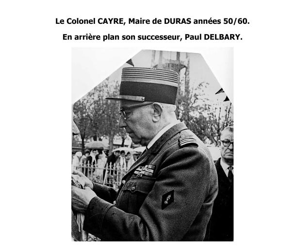 Colonel Cayre