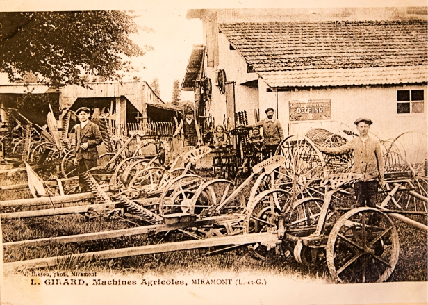 Machines agricoles Girard