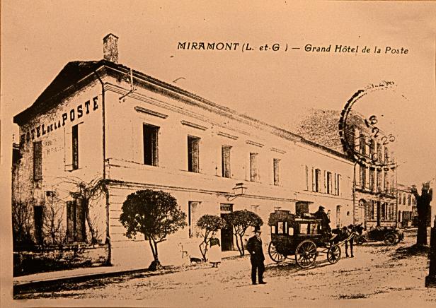 Miramont hotel de la poste