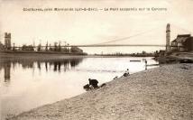 08 Pont suspendu Lavandière