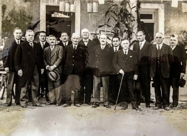 1935 comice Agriciole à Soumensac.JPG2