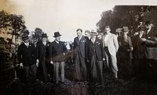 1935 comice Agriciole à Soumensac