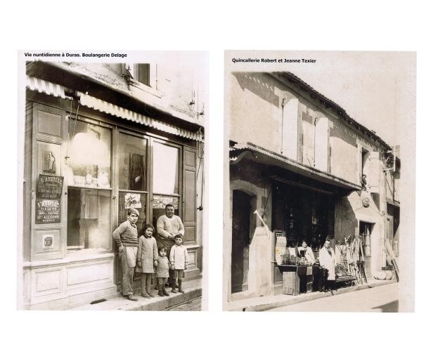 Boulangerie Delage Quincaillerie Texier