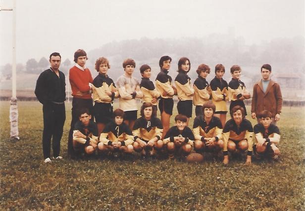Juniors 1971:1972