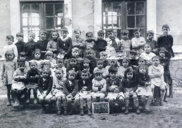 Photo classe 1938