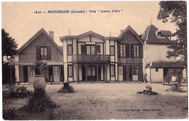 Villa Jeanne d'Arc 1616