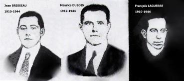 Dubois, Brisseau Laguerre