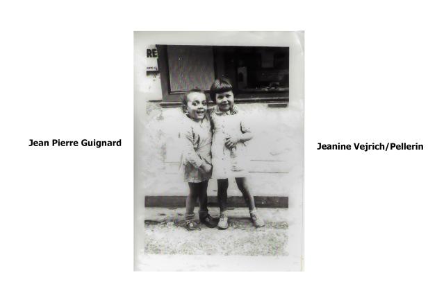 Jean Pierre Guignard Jeanine Vejrich
