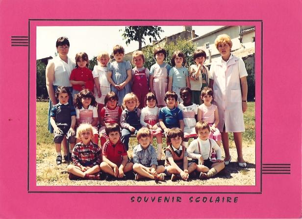 Maternelle 1981