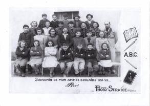 saint sernin 1951.1952